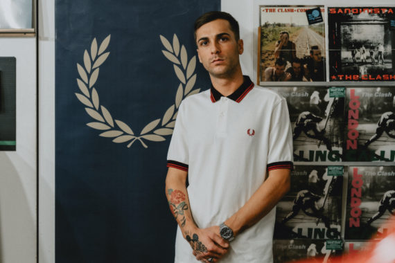 Fred Perry e Alphaville