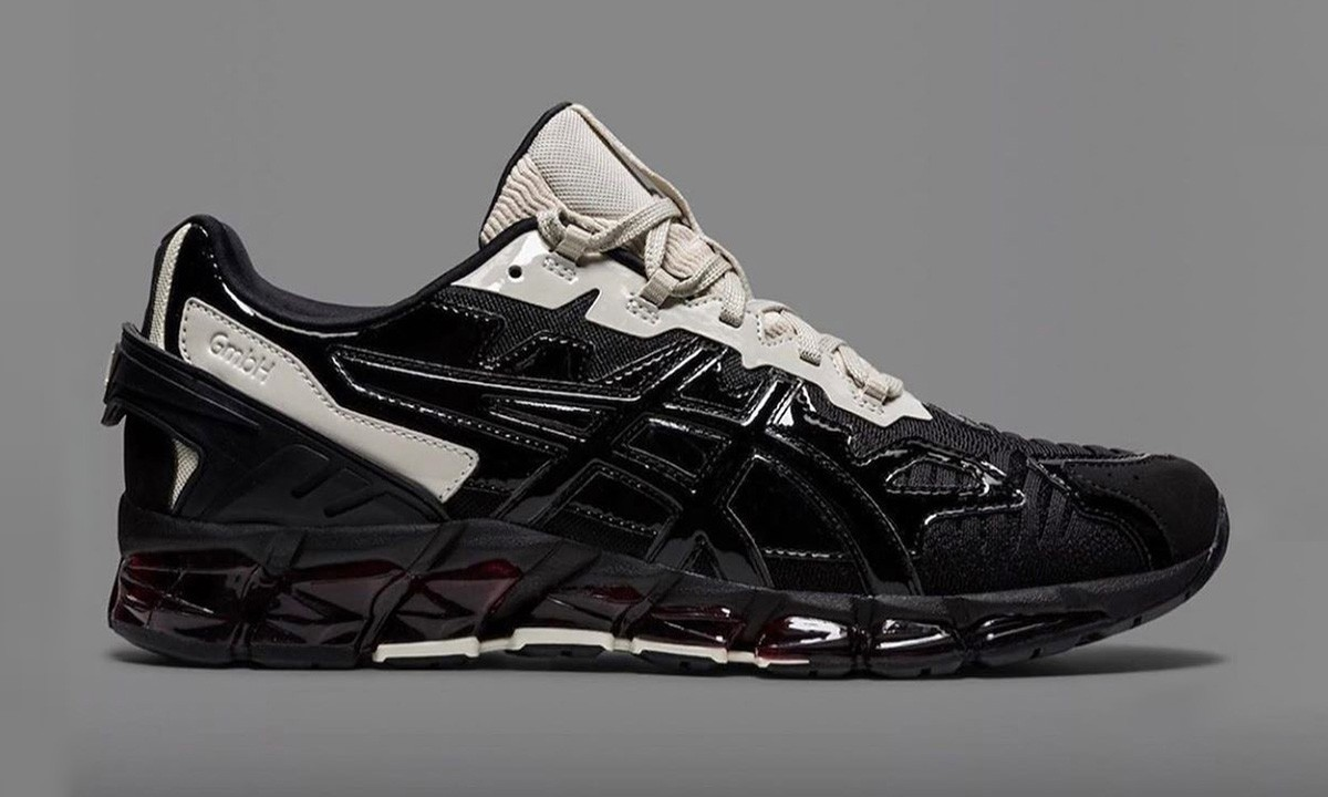 GmbH x Asics: a new collaboration is