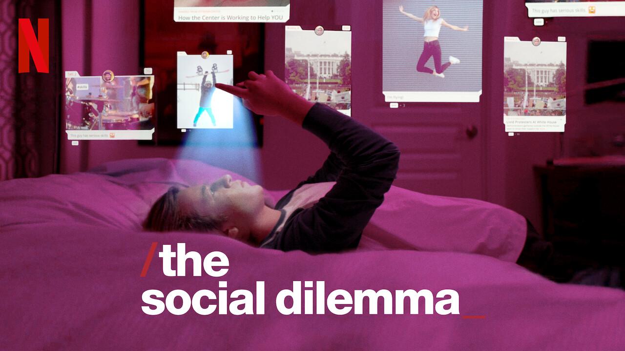 The Social Dilemma: the new documentary on Netflix